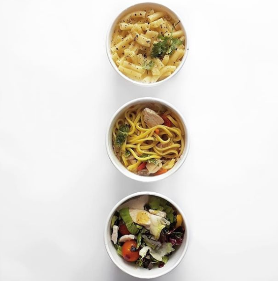 Branding Takeaway Food Containers