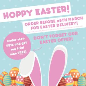 Easter-Times social media